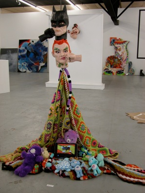 Installation view. 2011
