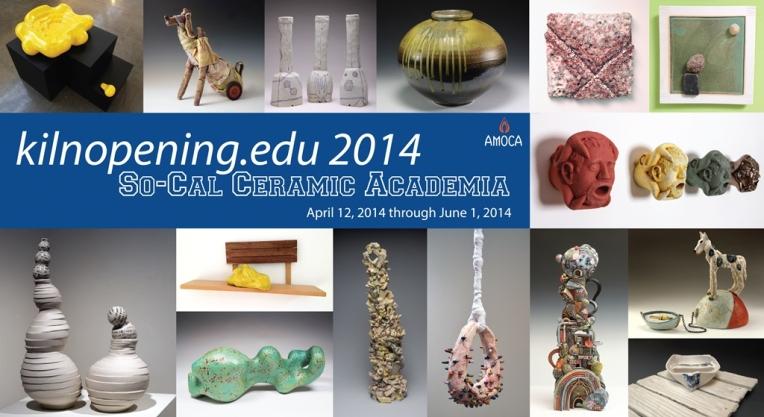 Postcard Announcement for AMOCA exhibition