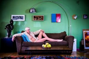 """""""Funky Couch"""" 2014 Dawn Nash dawnnashphotography.com"""