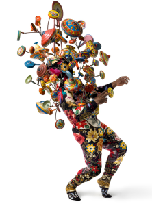 "Nick Cave ""Soundsuit"" nickcaveart.com"